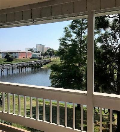 Destin Condo/Townhouse For Sale: 4000 Gulf Terrace Drive #215