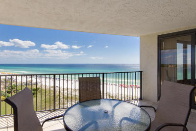 Miramar Beach Condo/Townhouse For Sale: 4086 Beachside One Drive #4086