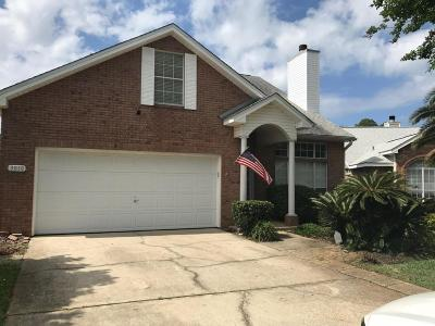 Destin Single Family Home For Sale: 3810 Misty Way