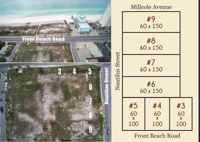 Panama City Beach Residential Lots & Land For Sale: Nautilus Street