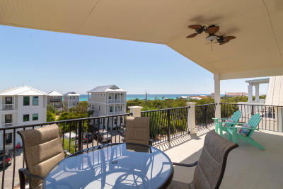 Inlet Beach Single Family Home For Sale: 19 Pompano Place