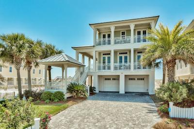 Destin Single Family Home For Sale: 55 Lands End Drive