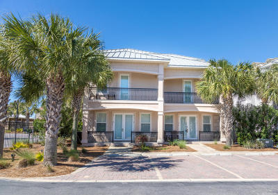 Miramar Beach Condo/Townhouse For Sale: 956 Scenic Gulf Drive #UNIT 112