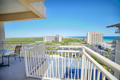 Miramar Beach Condo/Townhouse For Sale: 5000 S Sandestin Boulevard #7101 710
