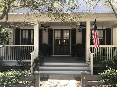 Santa Rosa Beach Single Family Home For Sale: 158 Mystic Cobalt Street