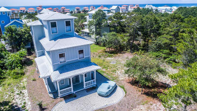 Santa Rosa Beach Single Family Home For Sale: 42 Maritime Way