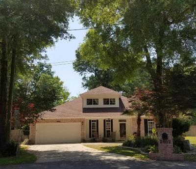 Crestview Single Family Home For Sale: 2802 Titleist Lane