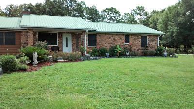 Baker Single Family Home For Sale: 5621 Buckward Road
