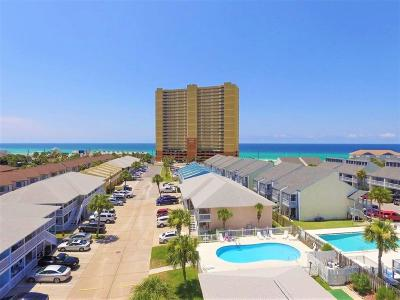 Panama City Beach Condo/Townhouse For Sale: 17642 Front Beach Road #D4