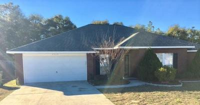 Crestview Single Family Home For Sale: 2265 Lewis Street