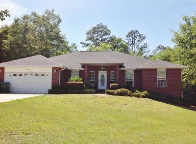 Crestview Single Family Home For Sale: 306 Grey Fox Circle