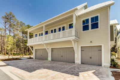 Inlet Beach Condo/Townhouse For Sale: 88 Pine Lands Loop #B