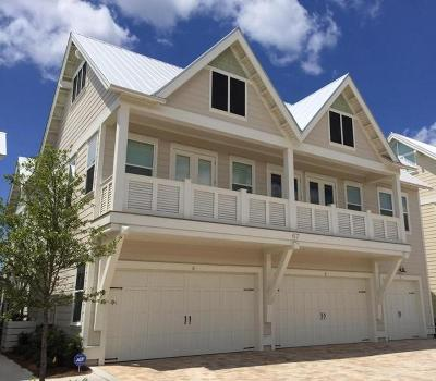 Inlet Beach Condo/Townhouse For Sale: 79 E Pine Lands Loop #B