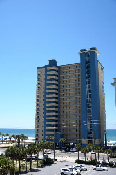 Panama City Beach Condo/Townhouse For Sale: 10713 Front Beach Road #UNIT 120