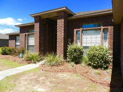 Crestview Single Family Home For Sale: 2663 Corner Creek Rd
