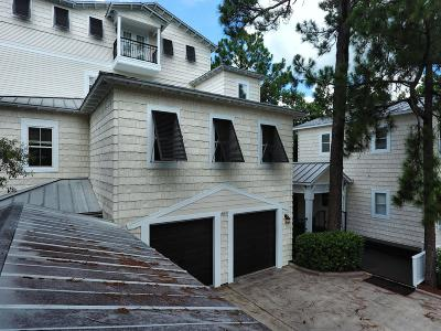 Santa Rosa Beach Single Family Home For Sale: 6511 W County Hwy 30a