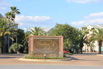 Destin Condo/Townhouse For Sale: 4050 Dancing Cloud Court #UNIT 300