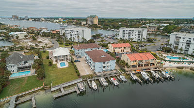 Destin Condo/Townhouse For Sale: 22 Moreno Point Road #UNIT 15