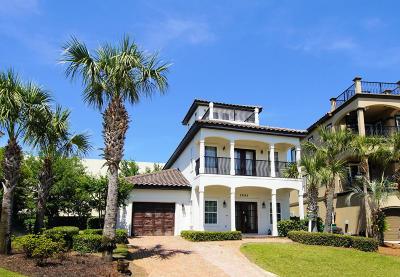 Destin Single Family Home For Sale: 3893 Sand Dune Court