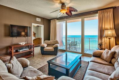Panama City Beach Condo/Townhouse For Sale: 9900 S Thomas Drive #2118