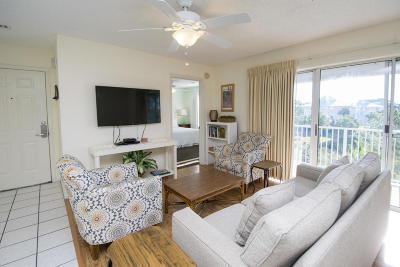 Santa Rosa Beach Condo/Townhouse For Sale: 11 Beachside Drive Drive #431
