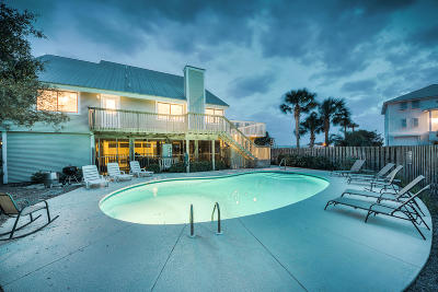 Santa Rosa Beach Condo/Townhouse For Sale: 294 Gulf Shore Drive #WEST Sid