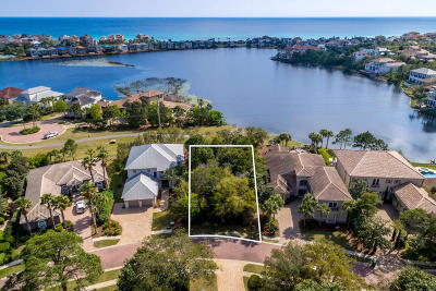 Destin Single Family Home For Sale: Lot 138 Seastar Vista