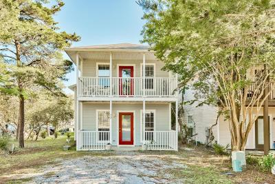 Santa Rosa Beach Single Family Home For Sale: 52 Porpoise Street