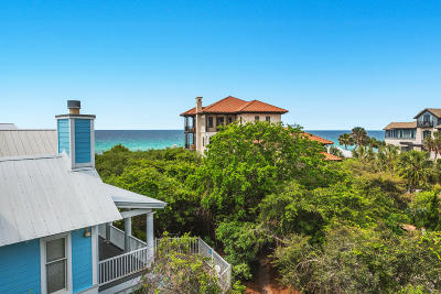 Santa Rosa Beach Single Family Home For Sale: 12 Periwinkle Lane