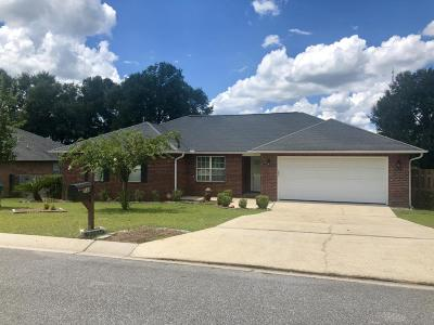 Crestview Single Family Home For Sale: 138 Conquest Avenue