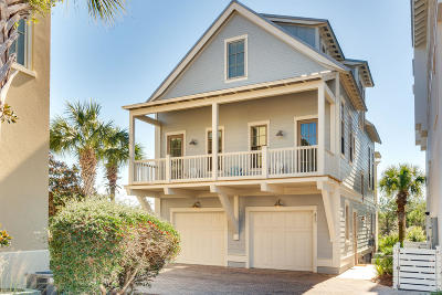 Santa Rosa Beach Single Family Home For Sale: 311 Cypress Drive