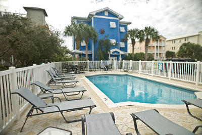 Santa Rosa Beach Condo/Townhouse For Sale: 4228 E Co Highway 30-A #A, B & C