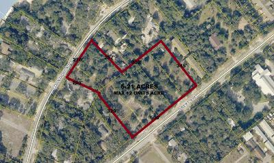 Destin Residential Lots & Land For Sale: 124 Calhoun Avenue