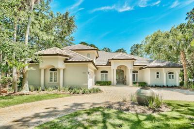 Miramar Beach Single Family Home For Sale: 1512 Island Green Drive