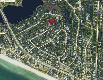Inlet Beach Residential Lots & Land For Sale: Seabreeze Court