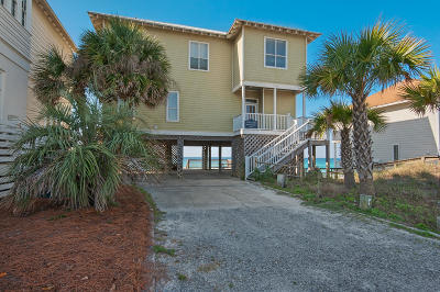 Grayton Beach, Blue Mountain Beach, Dune Allen Single Family Home For Sale: 5199 W Co Highway 30-A