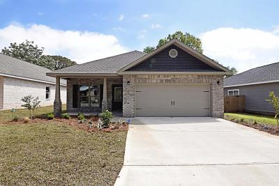 Niceville Single Family Home For Sale: 1451 Hickory Street