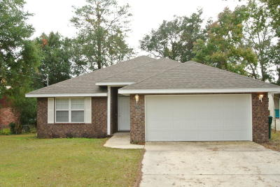 Niceville Single Family Home For Sale: 1408 22nd Street