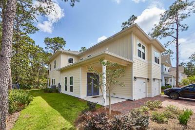Santa Rosa Beach Single Family Home For Sale: 89 Bayou Manor Road