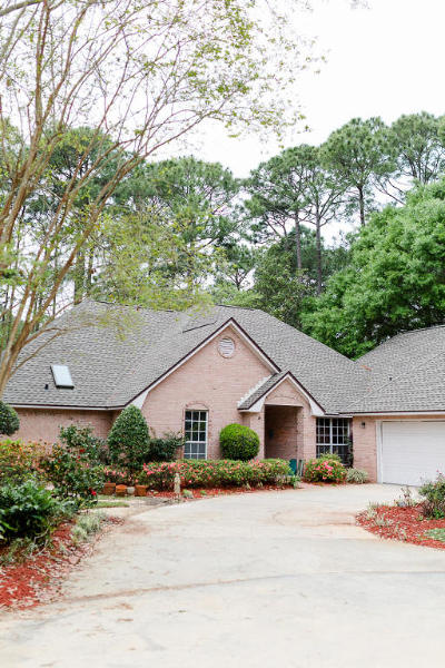 Niceville Single Family Home For Sale: 32 Southwind Court