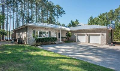 Santa Rosa Beach Single Family Home For Sale: 201 La Canosa Boulevard