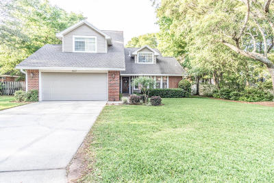 Niceville Single Family Home For Sale: 4527 Parkside Lane
