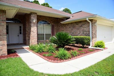 Crestview Single Family Home For Sale: 4852 Orlimar Street