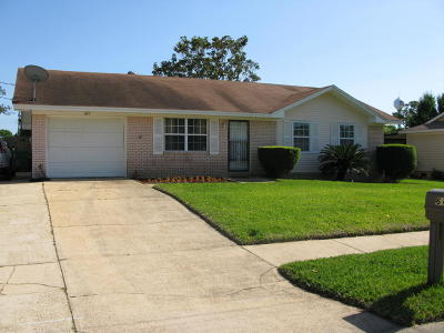 Destin Single Family Home For Sale: 610 Legion Drive