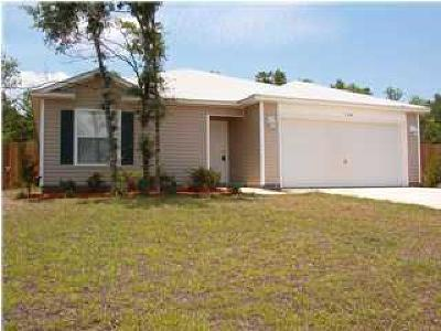 Crestview Single Family Home For Sale: 108 Cabana Way