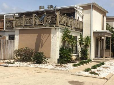Fort Walton Beach Condo/Townhouse For Sale: 222 Angler Drive #UNIT C