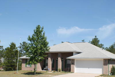 Crestview Single Family Home For Sale: 4095 Big Buck Trail