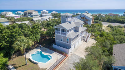 Santa Rosa Beach Single Family Home For Sale: 119 Baird Road