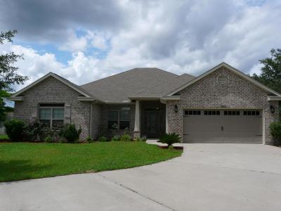 Crestview Single Family Home For Sale: 2807 Lexington Court