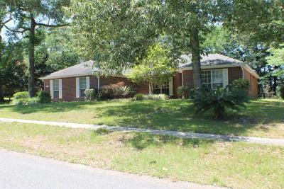 Crestview Single Family Home For Sale: 5850 Calumet Drive